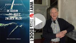 John Brosens over zijn boek De vrouw die niet zwijgen wilde