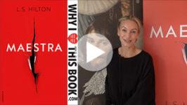 L.S. Hilton over haar boek Maestra