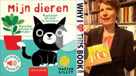 Paulien Cornelisse over Mijn dieren – Marion Billet