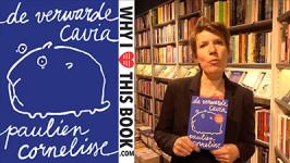 Paulien Cornelisse over haar boek De verwarde cavia