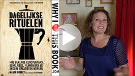 Barbara Aalpol over Dagelijkse rituelen – Mason Currey i.s.m. Eva Hoeke