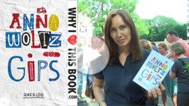 Anna Woltz over haar boek Gips