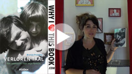 Bronja Prazdny over haar boek Verloren Taal