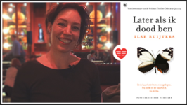 Ilse Ruijters over haar boek Later als ik dood ben