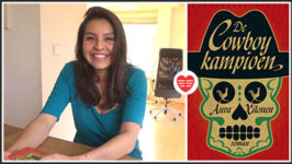 Aura Xilonen over haar boek De cowboykampioen