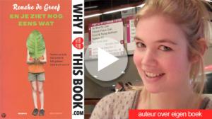 Renske de Greef over haar boek: En je ziet nog eens wat