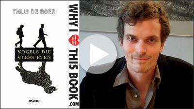 Thijs de Boer over zijn boek: Vogels die vlees eten