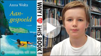 Maarten over Aangespoeld - Anna Woltz