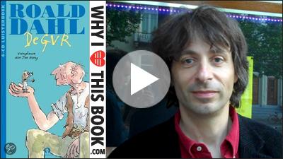 Maurits over De GVR – Roald Dahl