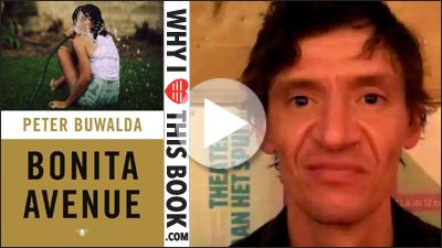 Peter Buwalda over zijn boek Bonita Avenue