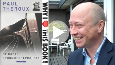 Dylan van Eijkeren over The great railway bazaar - Paul Theroux
