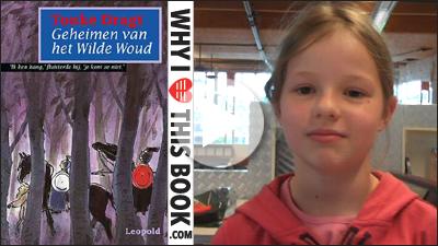 Julia over Geheimen van het Wilde Woud - Tonke Dragt