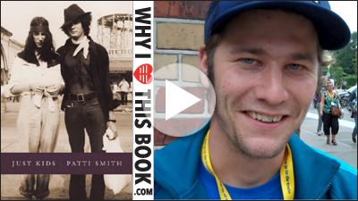Dennis over Just Kids - Patti Smith