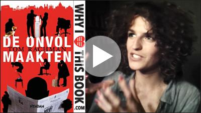 Carolien Borgers over De onvolmaakten - Tom Rachman