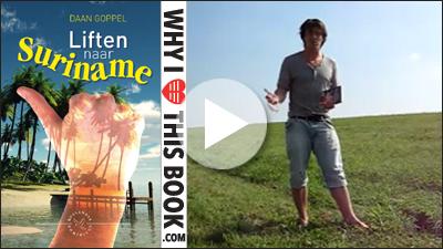 Daan Goppel over zijn boek Liften naar Suriname
