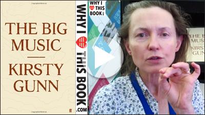 Kirsty Gunn on her book The Big Music