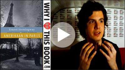 Ernst-Jan Pfauth over Amerikaan In Parijs - Ernest Hemingway