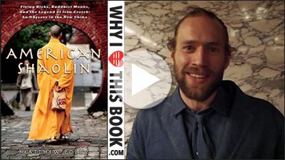 Haico over American Shaolin - Matthew Polly