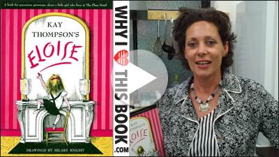 Karen over Eloise - Kay Thompson & Hilary Knight