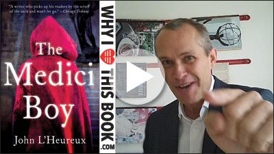 David Vann over The Medici Boy - John L'Heureux