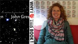 Carlijn over Een weeffout in onze sterren - John Green