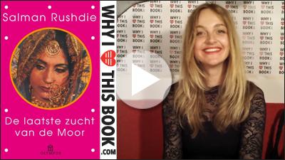 Charlotte Van Zanten over De laatste zucht van de Moor - Salman Rushdie