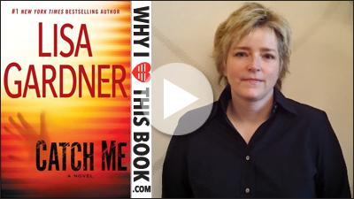 Karen Slaughter on Catch Me - Lisa Gardner