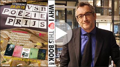 Peter Vandermeersch introduceert de 5 genomineerden voor de VSB Poëzieprijs