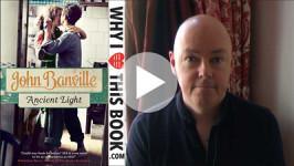 John Boyne over Ancient light - John Banville